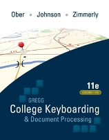 Gregg College Keyboarding, 11th Edition